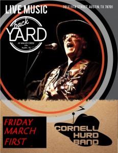 6.10.2016 Cornell Hurd Band flyer.v02 march 01 2018